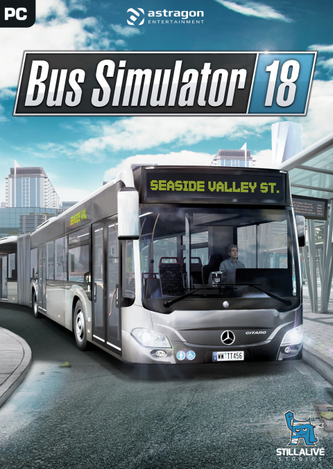 Bus Simulator 18 sur PC