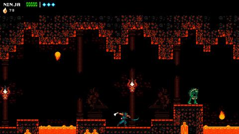 E3 2018 : du gameplay pour The Messenger, le platformer néoretro aux influences de Ninja Gaiden
