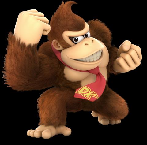 02. Donkey Kong