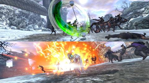 Koei Tecmo diffuse un teaser, du nouveau pour la licence Warriors Orochi ?