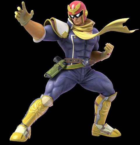 11. Captain Falcon