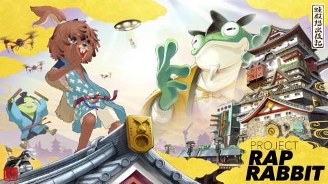 Project Rap Rabbit sur PC