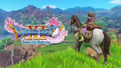Dragon Quest XI S : Les Combattants de la Destinée - Édition ultime sur Switch