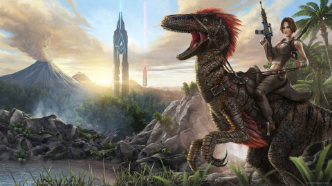 ARK : Survival Evolved annonce et date sa nouvelle extension