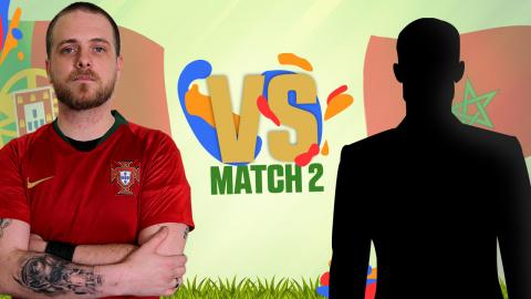CDM JV 2018 : Portugal (87) - Maroc - (2e journée)