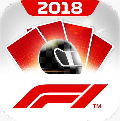 F1 Trading Card Game sur iOS