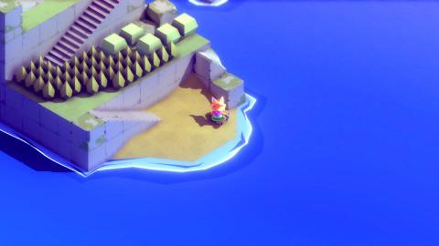 Tunic, le Zelda-like tout mignon