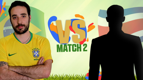 CDM JV 2018 : Brésil (Rivaol) - Costa Rica - (2e journée)