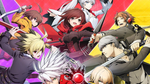 Blazblue Cross Tag Battle, facile à prendre en mains et technique à la fois sur PS4