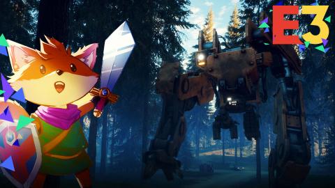 E3 : ID@Xbox : Nous avons vu l'espiègle Tunic et le nihiliste Generation Zero
