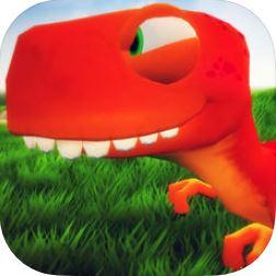 Happy Dinosaurs : Jurassic Zoo sur iOS