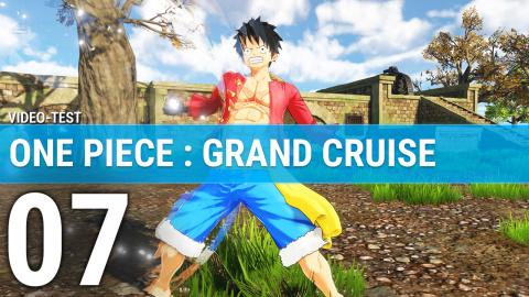 One Piece : Grand Cruise - L'avis de la Rédaction en moins de trois minutes