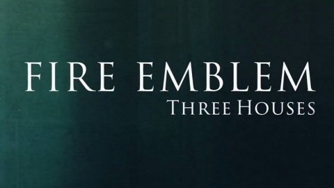 Fire Emblem Three House sur Switch