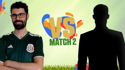 CDM JV 2018 : Mexique (MxGreen) - Corée du Sud- (2e journée)