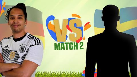 CDM JV 2018 : Allemagne (Lam) - Suède - (2e journée)