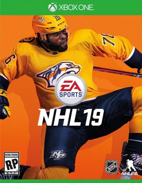 NHL 19 sur ONE