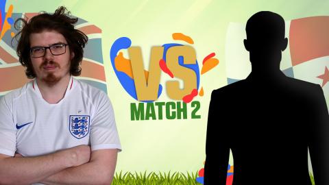 CDM JV 2018 : Angleterre (Louis) - Panama - (2e journée)