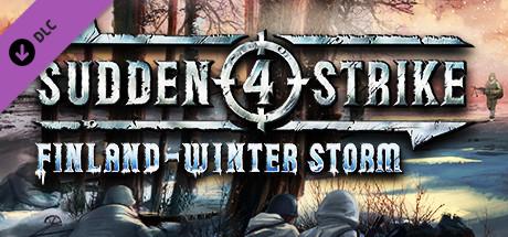Sudden Strike 4 - Finland : Winter Storm
