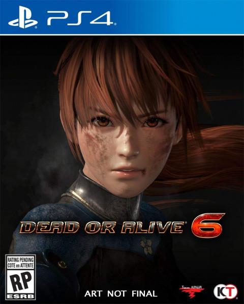Dead or Alive 6 sur PS4