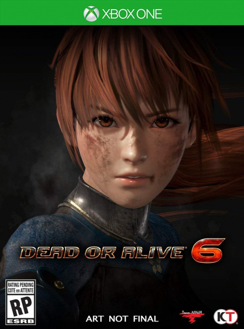 Dead or Alive 6 sur ONE