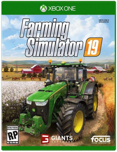 Farming Simulator 19 sur ONE