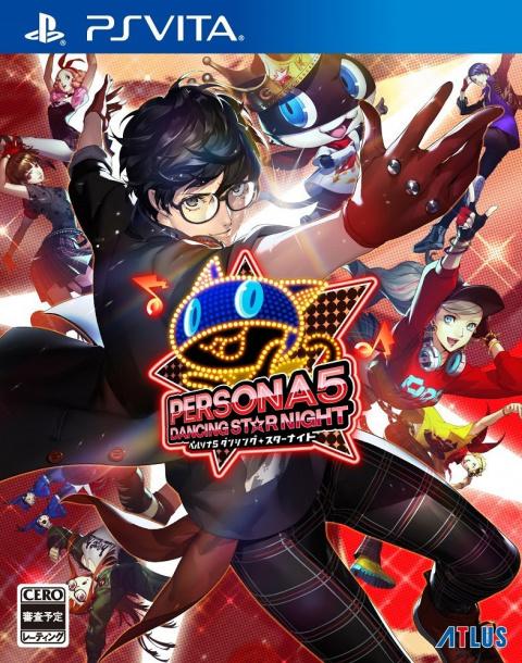 Persona 5 Dancing in Starlight sur Vita
