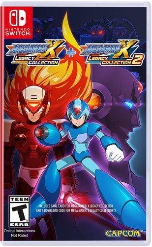 Mega Man X Legacy Collection 2 sur Switch