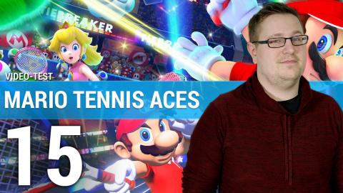 Mario Tennis Aces : Notre avis en 2 minutes