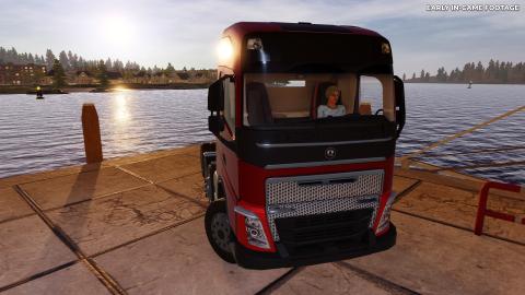 Truck Driver : Les versions consoles repoussées à septembre
