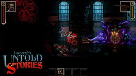 Lovecraft's Untold Stories sur PC