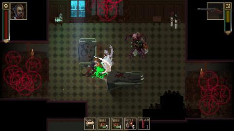 Lovecraft's Untold Stories : sortie prévue le 31 janvier pour l'action-RPG / roguelite
