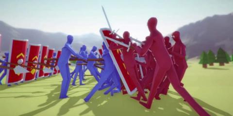 Battle Simulator sur PC