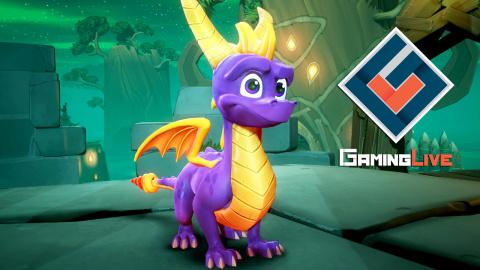 Spyro Reignited Trilogy : Un retour visuellement réussi