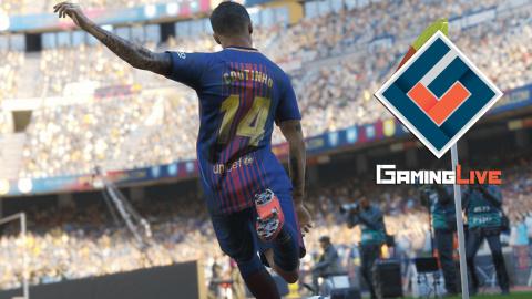 Pro Evolution Soccer 2019 : Des améliorations dans la finition