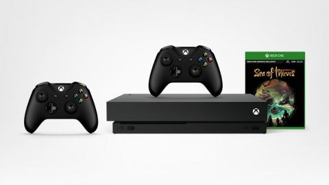 Microsoft Store : La Xbox One X est en promotion !