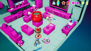 Headsnatchers : Le party-game date sa sortie sur PlayStation 4