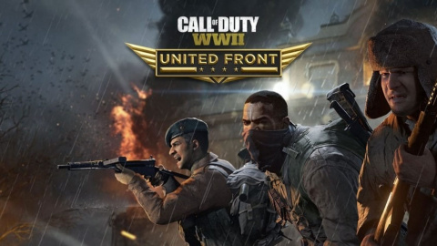 PS Store : Call of Duty WWII - The United Front débarque sur PlayStation