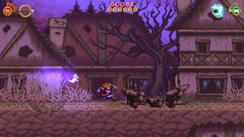 Battle Princess Madelyn retrouve une date de sortie sur Switch