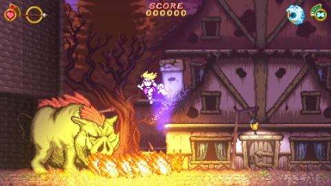 Battle Princess Madelyn encore repoussé sur Switch