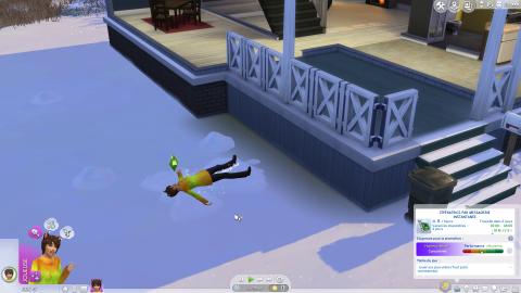 Les Sims 4 : Saisons - La mise à jour qui fait la pluie et le beau temps... encore une fois.
