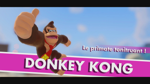 Mario + The Lapins Crétins Kingdom Battle : Donkey Kong Adventure, l'add-on qui fait plus que des singeries