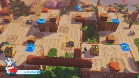 Mario + The Lapins Crétins Kingdom Battle : Donkey Kong Adventure, l'add-on qui fait plus que des singeries