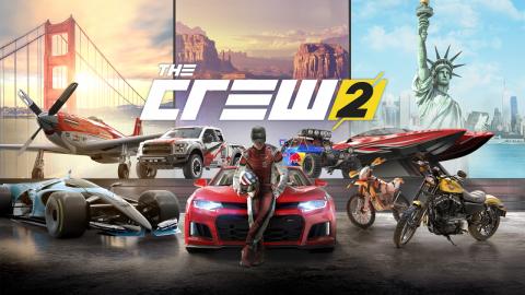 PS Store : The Crew 2, sur terre, mer, et dans les airs !