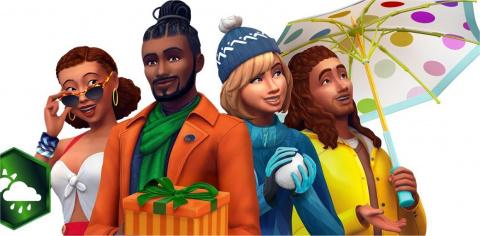 Les Sims 4 : Saisons - La MAJ qui fait la pluie et le beau temps... encore une fois.