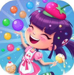 Super Candy Ball sur iOS