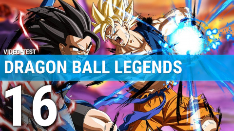 Dragon Ball Legends : L'avis de la Rédaction en moins de 5 minutes