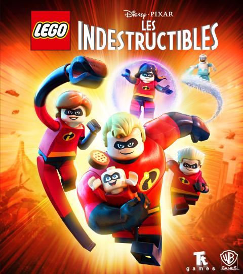 LEGO : Les Indestructibles