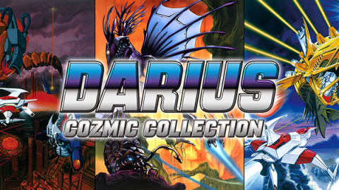 Darius Cozmic Collection sur Switch