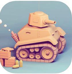Trail of Tank sur iOS