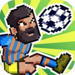 Super Jump Soccer sur iOS